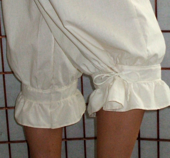 CUSTOM Victorian Gothic Pantaloons Womens Bloomers XS - XLg