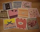 Alice in Wonderland Greeting Card Set No. 2