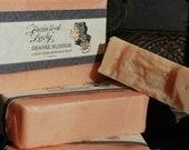 Orange Blossom Luxury Shea soap