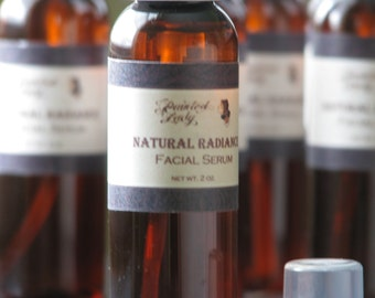 Natural Radiance Facial Serum