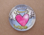 wings of hope bubble magnet