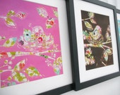 chloe brights bird collection, 8x10 prints of your choice