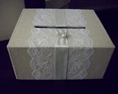 Handmade Rustic/Vintage Wedding Card Box