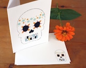 Dia De Los Muertos - Printable Stationary Set