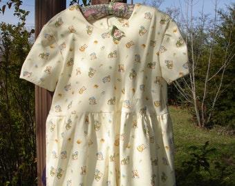 Tumbling Bears Knit Dress