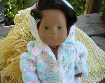 Pastel  Baby Doll Set