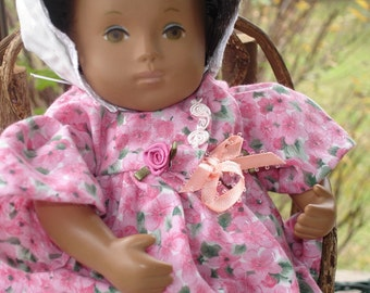 Pink Pansies for Sasha Baby