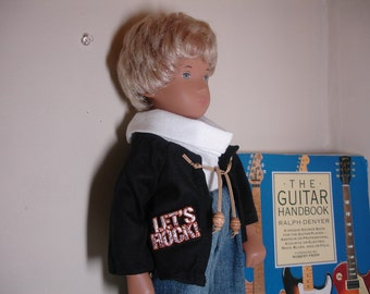 Let's Rock Knit Jacket