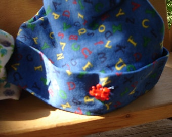 Knit Babykins Caps
