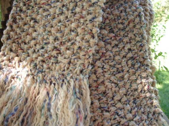 Bold and Brown Scarves  -  -