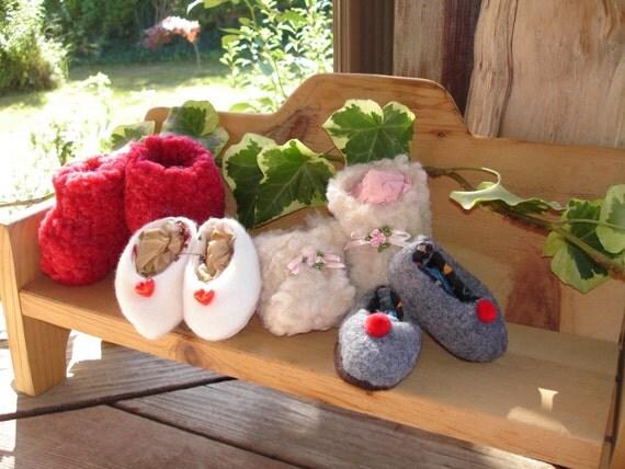 Goodnight  All --Doll or Teddy Bear Slippers