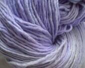 Silk Blend Yarn Lilac Time