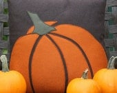 The Great Pumpkin Pillow