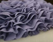 Hint of Lavender Bloom Pillow