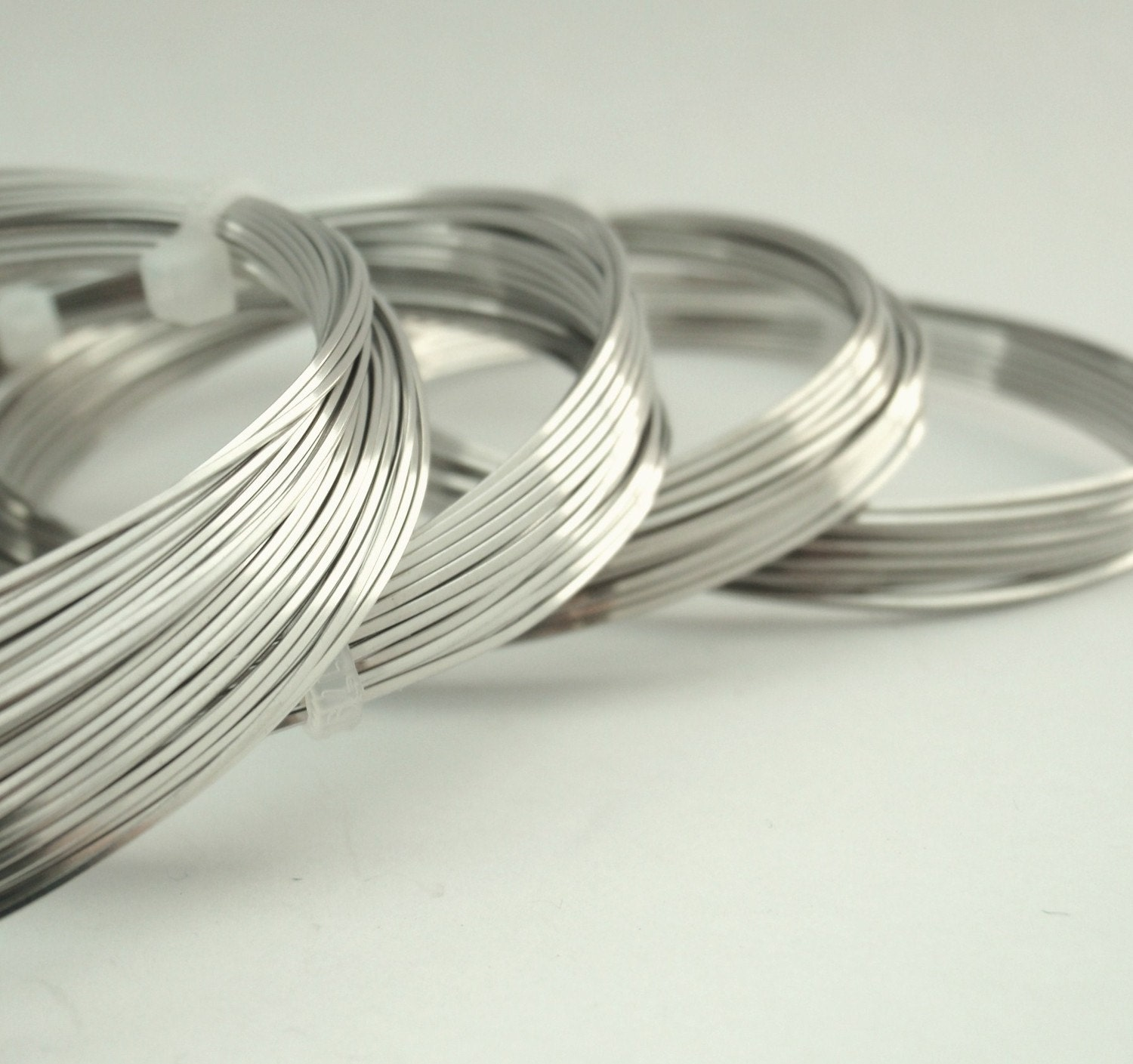 Square Wire Stainless Steel Jump Rings