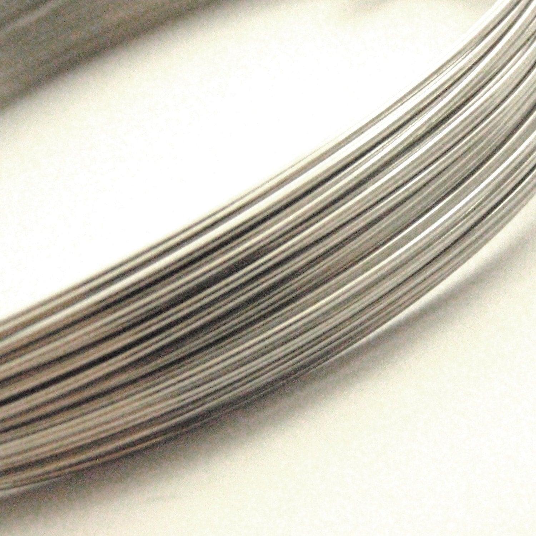 Stainless steel wire nickel free you pick gauge