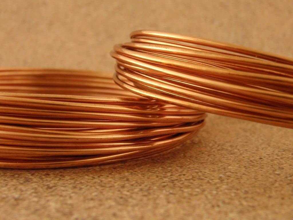 00 Copper Wire : Solid copper wire dead soft guarantee you pick gauge