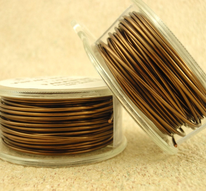 Jahrgang Bronzedraht Emaille beschichtet Kupfer 100 %