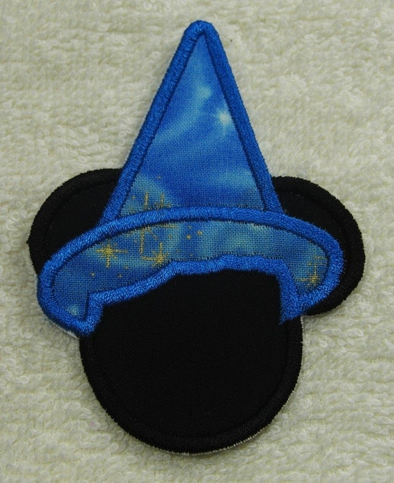 best way to sew a patch on a hat