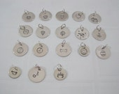 Add a Hand Stamped Charms