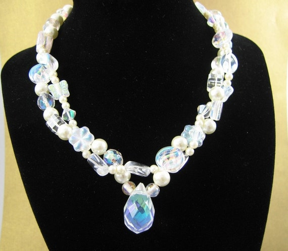 Icing Multistrand Necklace