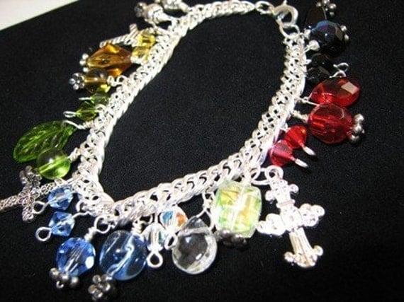 Salvation Charm Bracelet