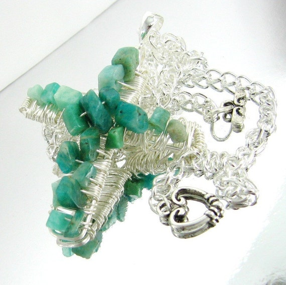 Amazing Grace Cross Necklace