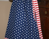 Pillowcase dress SALE toddler girls pillowcase dresses 4th of July patriotic red white blue memorial day