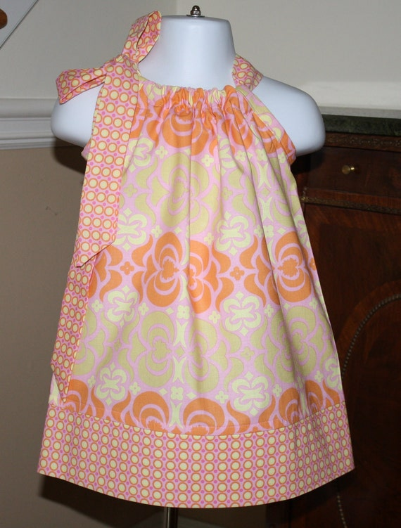 Baby Pillowcase Dress Sale Ready To Ship Size 12 Months Amy