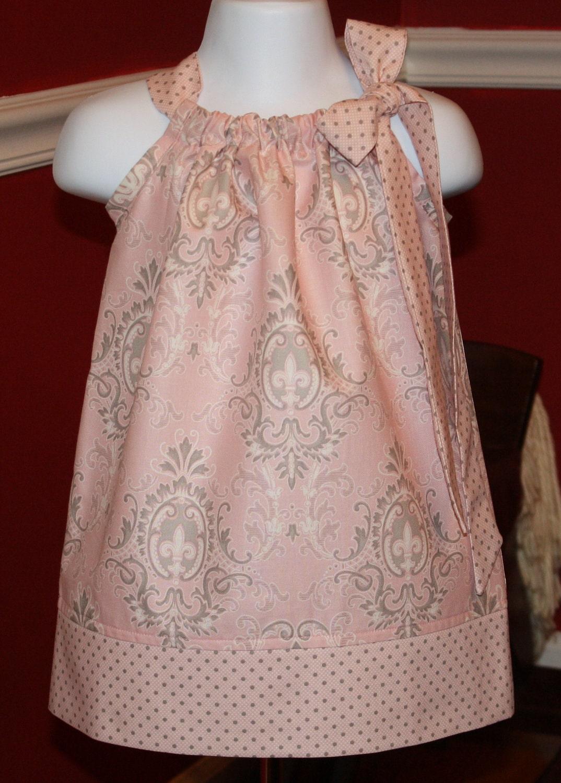 Pillowcase Dress Toddler Easter Dresses Puttin On The Ritz