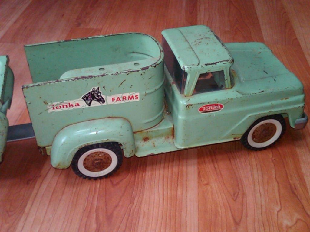 vintage tonka trucks autos weblog. Black Bedroom Furniture Sets. Home Design Ideas