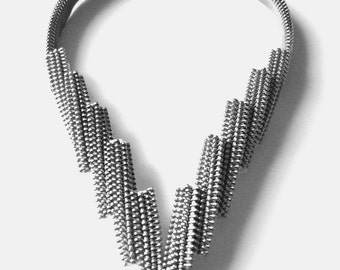 The Thunder Zipper Necklace