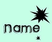 Premade Shop Banner - Mod Trendy Teen Simple in Mint Green