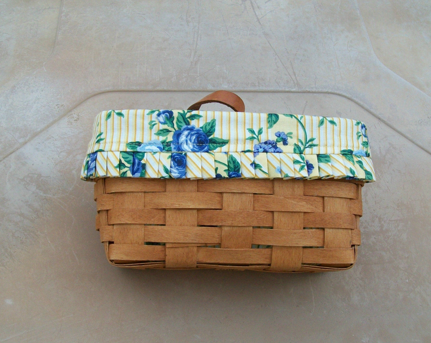 Sale On Vintage Longaberger Basket