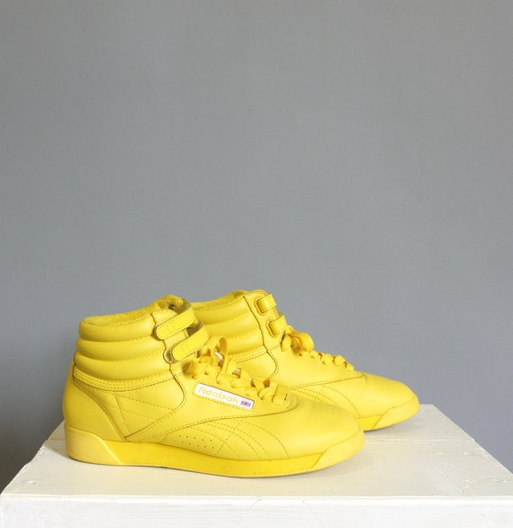 806c47fbb161 reebok classics high tops womens yellow cheap   OFF39% The Largest ...