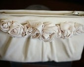 CUSTOM ORDER BRIDESMAID CLUTCH - RESERVED FOR STEFF STEVENS by ashley.