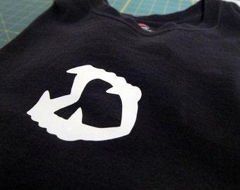 Vampire Fangs - T-Shirt  (SM thru XL)
