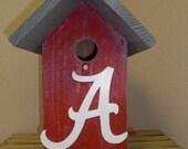 Birdhouse - University of Alabama