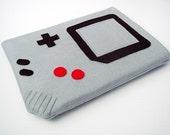 Gameboy iPad Sleeve