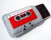 Cassette Tape iPhone gadget Cozy