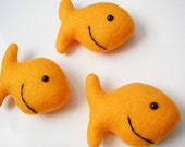 Gold Fish Plush