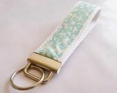 Amy Butler Fabric Key Fob, Wristlet, Keychain