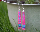 American Indian Sioux style Earrings.......Can I get your Number...........