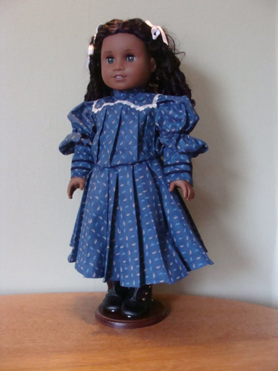 Victorian style dress for 18 inch doll