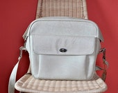 Every Day Im Hustlin - Vintage Samsonite Travel Bag