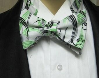 Art Nouveau Bow Tie
