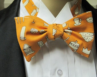 Everything But The Kitchen Sink Bow Tie
