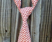 Boys Necktie -  Infant/Toddler/Child - Butterscotch & Roses