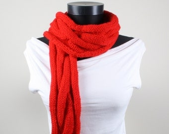 Red,Shawl,Perfect for winter,