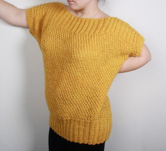Sweater  Mustard Yellow  ,tunic,